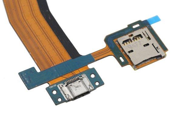 【ネコポス送料無料】Galaxy Tab S 10.5(SM-T800)マイクロUSB & マイクロSDスロットケーブル [3]
