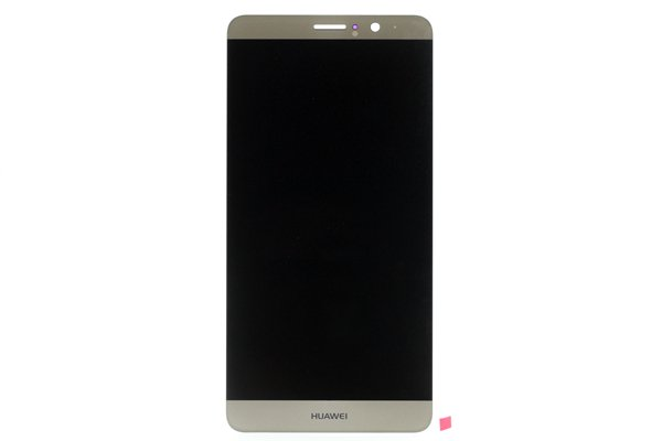 Huawei Mate9 フロントパネル 交換修理 ゴールド [1]