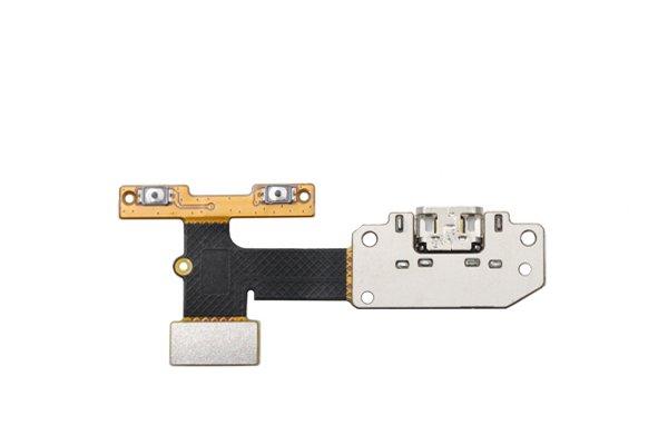 【ネコポス送料無料】Lenovo YOGA Tab3 10 マイクロUSBコネクターケーブルASSY [2]