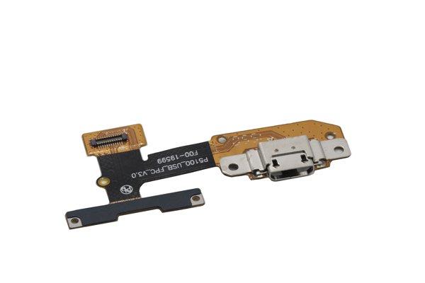 【ネコポス送料無料】Lenovo YOGA Tab3 10 マイクロUSBコネクターケーブルASSY [3]