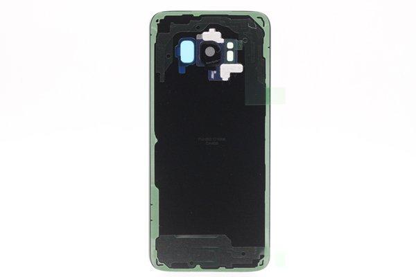 【ネコポス送料無料】Galaxy S8(SCV36)バックカバー ブルーコーラル  [2]