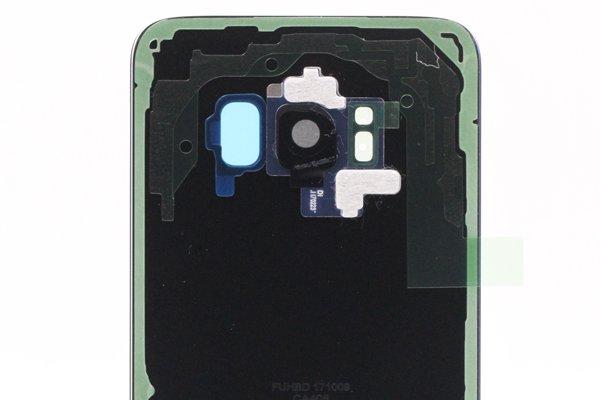 【ネコポス送料無料】Galaxy S8(SCV36)バックカバー ブルーコーラル  [3]