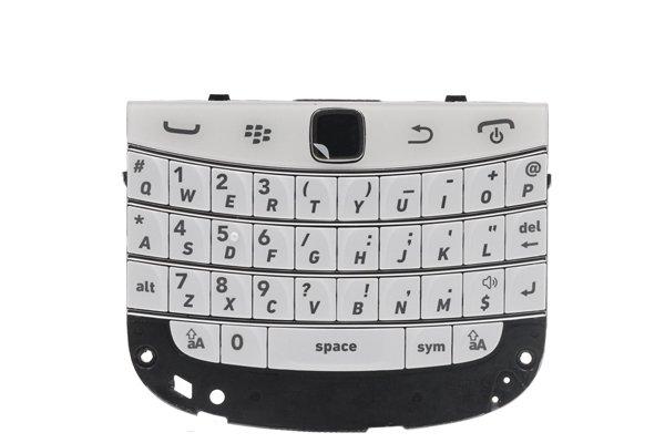 【ネコポス送料無料】Blackberry Bold 9900 キーボードASSY 全2色 [1]