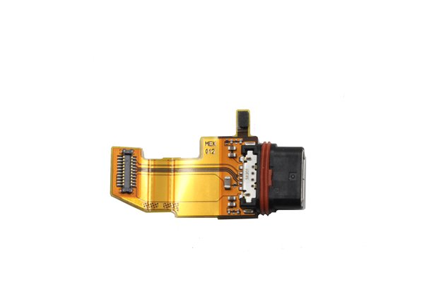 【ネコポス送料無料】Xperia X Performance マイクロUSBコネクターケーブル [1]