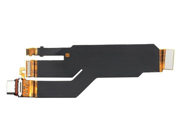 【ネコポス送料無料】Xperia XZ USB Type-C コネクターケーブル [1]