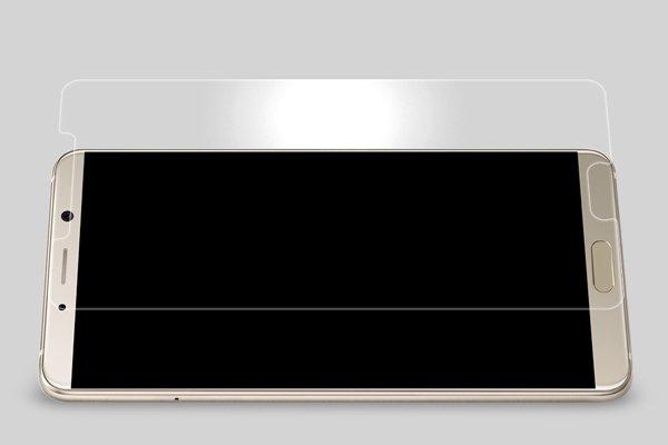 【ネコポス送料無料】Huawei Mate10 強化ガラスフィルム ナノコーティング 硬度9H  [2]