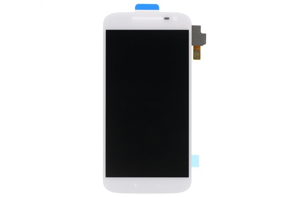 MOTOROLA Moto G4 フロントパネル ホワイト 修理 [1]