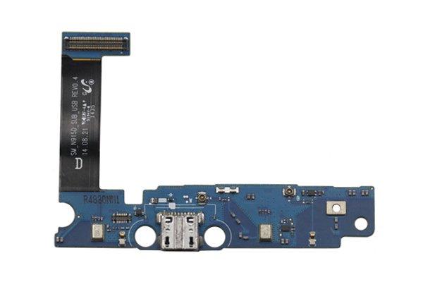 【ネコポス送料無料】Galaxy Note Edge(SC-01G)マイクロUSBコネクターケーブルASSY [1]