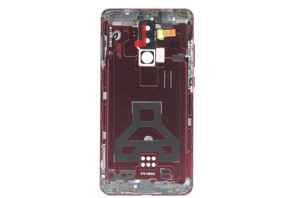 【ネコポス送料無料】Huawei Mate9 バックカバー 限定カラー全2色 [4]