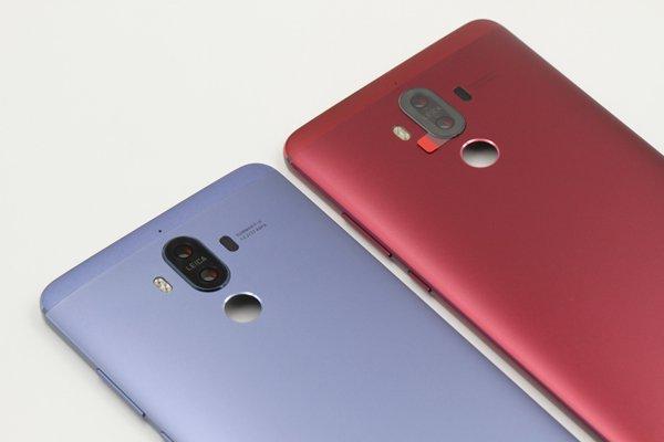 【ネコポス送料無料】Huawei Mate9 バックカバー 限定カラー全2色 [10]