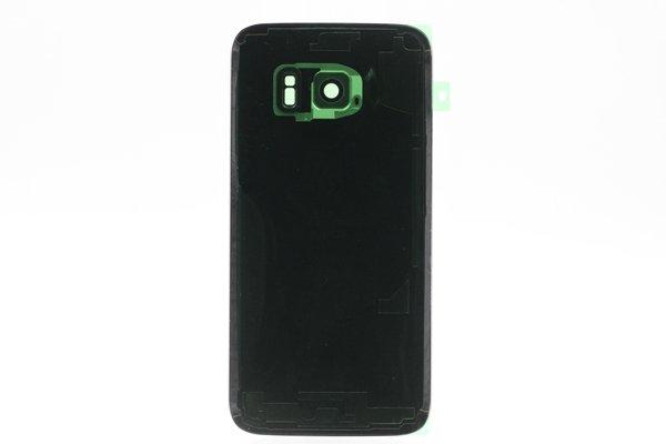 【ネコポス送料無料】Galaxy S7(SM-G930)背面カバー シルバー [2]