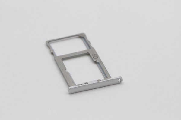 【ネコポス送料無料】Blackberry Keyone SIM & SDカードトレイ シルバー [3]