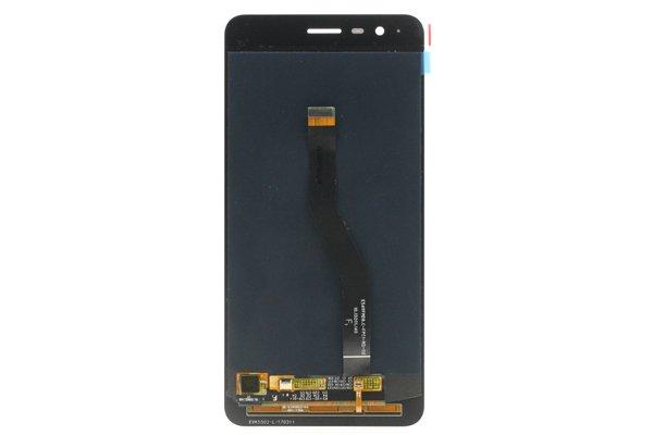 ZenFone Zoom S(ZE553KL)フロントパネル交換修理 [2]