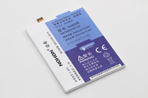 【ネコポス送料無料】Huawei Mate8 互換バッテリー HB396693ECW 4000mAh [4]