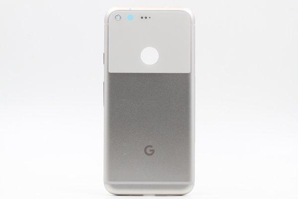 【ネコポス送料無料】Google Pixel バックカバーASSY ホワイト [1]