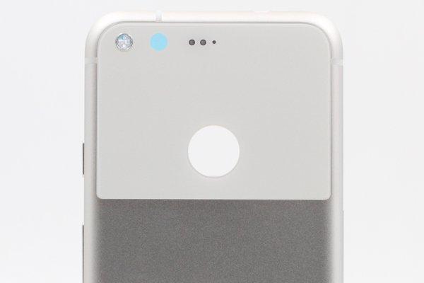 【ネコポス送料無料】Google Pixel バックカバーASSY ホワイト [3]