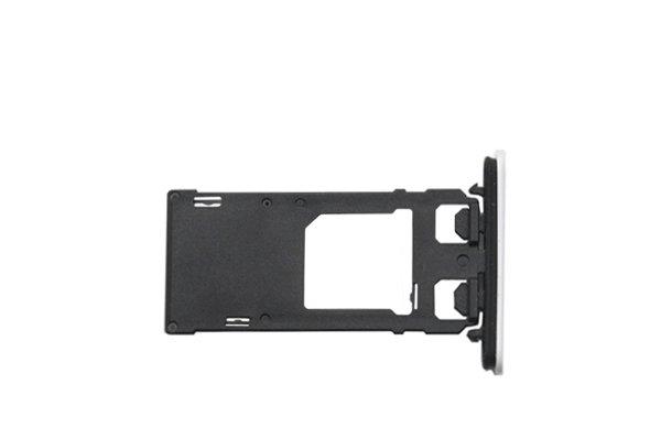 【ネコポス送料無料】Xperia X Compact(F5321 SO-02J)SIMカードトレイ [2]