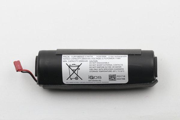 【ネコポス送料無料】iQOSチャージャー用バッテリー 3.7V 2900mAh [1]