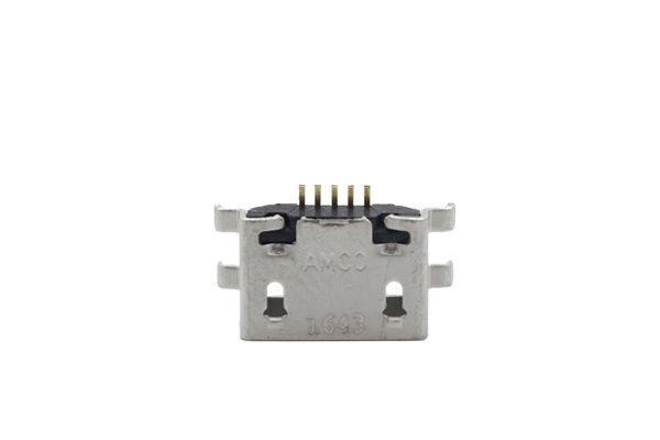 Zenfone3 Laser(ZC551KL)マイクロUSBコネクター交換修理(充電) [1]