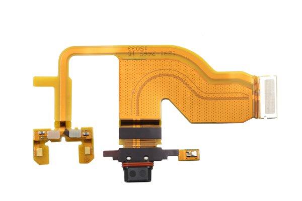 【ネコポス送料無料】Xperia Z4 Tablet マイクロUSBコネクターケーブル [2]