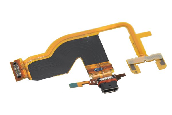 【ネコポス送料無料】Xperia Z4 Tablet マイクロUSBコネクターケーブル [3]