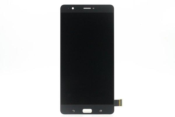 Zenfone3 Ultra(ZU680KL)フロントパネル 修理 ブラック [1]