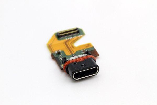 【ネコポス送料無料】Xperia Z5 マイクロUSBコネクターケーブル [3]