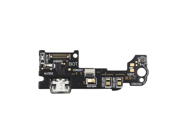 Zenfone3 Laser(ZC551KL)マイクロUSBコネクターボード 交換修理 [2]
