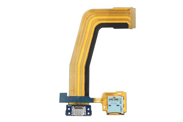 【ネコポス送料無料】Galaxy Tab S 8.4(SM-T700)マイクロUSB & SDカードスロットケーブルASSY [1]