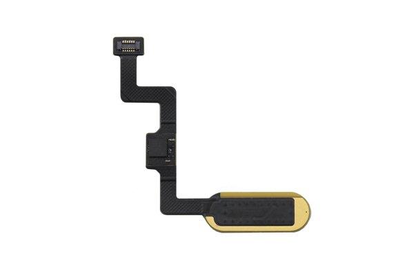 【ネコポス送料無料】HTC A9 指紋センサー ホワイト [2]