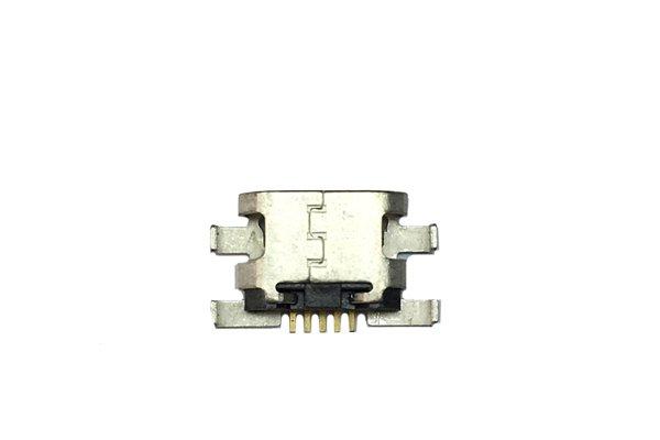 FREETEL SAMURAI MIYABI 雅 マイクロUSBコネクター交換修理(充電) [2]