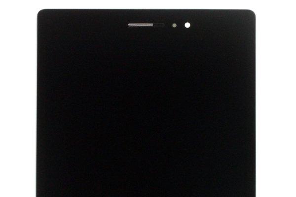 Zenpad S(Z580CA)フロントパネルASSY 交換修理 全2色 [4]