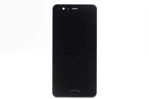 Huawei P10 Plus フロントパネル ブラック 交換修理 [1]