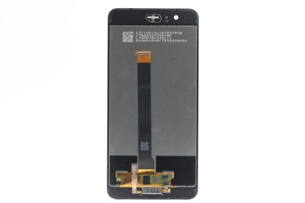 Huawei P10 Plus フロントパネル ブラック 交換修理 [2]