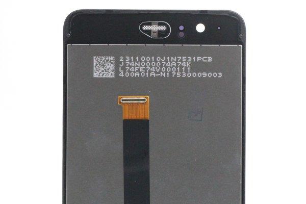 Huawei P10 Plus フロントパネル ブラック 交換修理 [3]