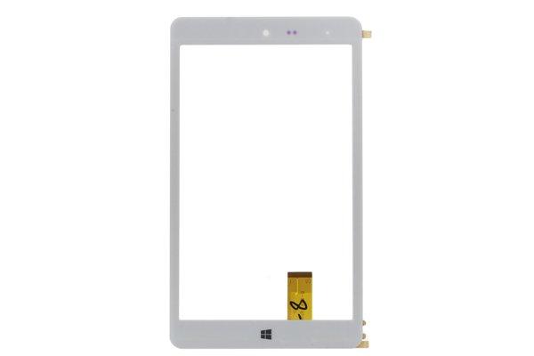CHUWI HI8 Pro タッチガラス ホワイト [1]