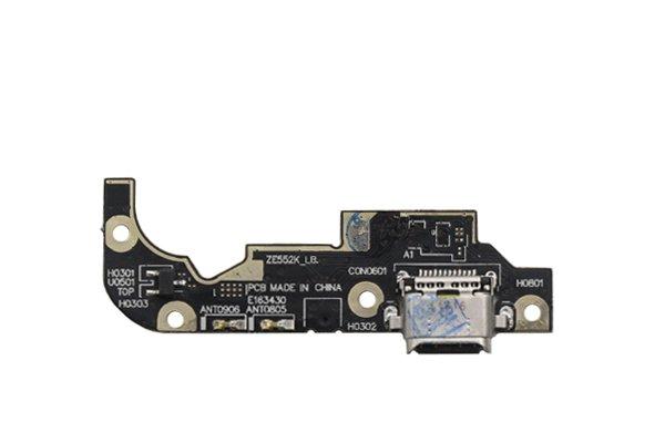 Zenfone3(ZE552KL)USB Type-C コネクターボードASSY 交換修理 [1]
