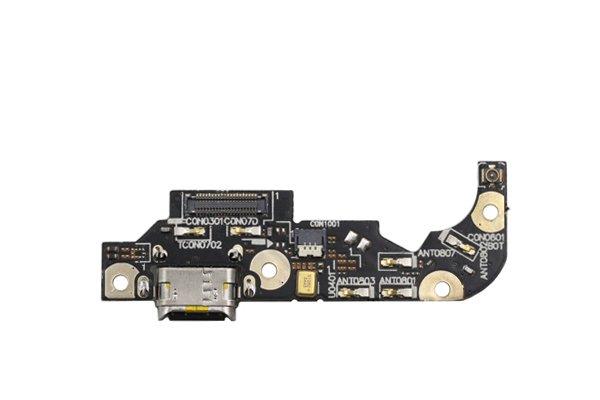 Zenfone3(ZE552KL)USB Type-C コネクターボードASSY 交換修理 [2]