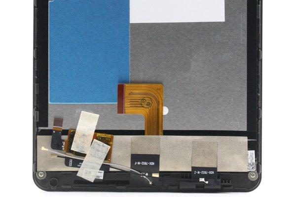 Lenovo MIIX 3 830 フロントパネル交換修理 [4]
