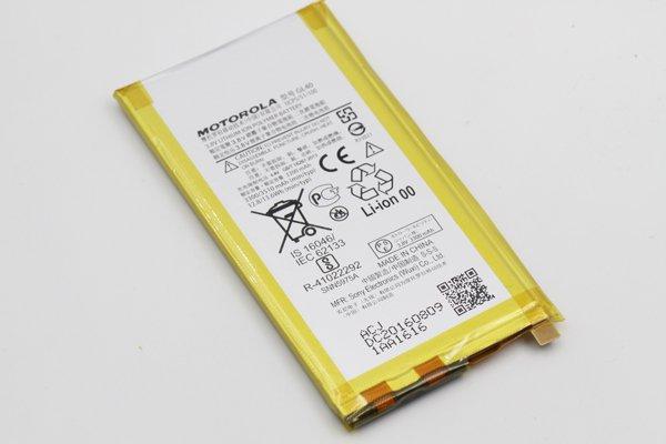 【ネコポス送料無料】Motorola Moto Z Play(XT1635-02)バッテリー GL40 [4]
