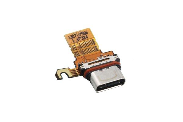 【ネコポス送料無料】Xperia XZ1 Compact(SO-02K)USB Type-C コネクターケーブル [3]