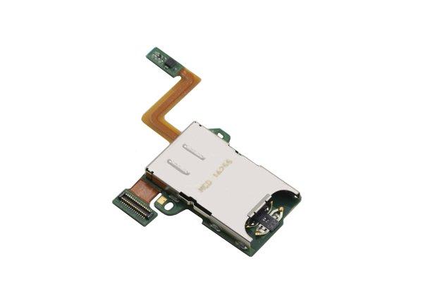 【ネコポス送料無料】Motorola Moto Z Play(XT1635-02)SIM & SDカードスロットケーブルASSY [3]