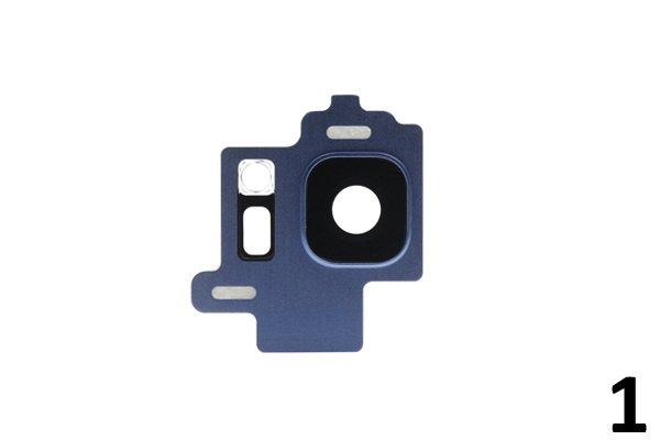 【ネコポス送料無料】Galaxy S8 カメラレンズカバー 全4色 [1]