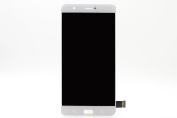Zenfone3 Ultra(ZU680KL)フロントパネル 交換修理 ホワイト [1]