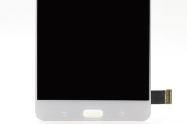 Zenfone3 Ultra(ZU680KL)フロントパネル 交換修理 ホワイト [3]