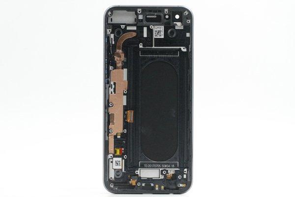 Zenfone4 Pro(ZS551KL)フロントパネルASSY ブラック 交換修理 [2]