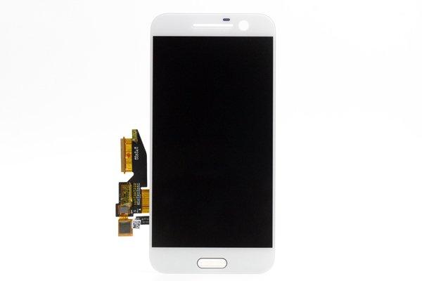 HTC 10(HTV32)フロントパネル交換修理 ホワイト [1]