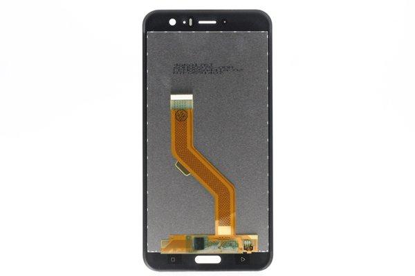 HTC U11 フロントパネル ブラック 交換修理 [2]