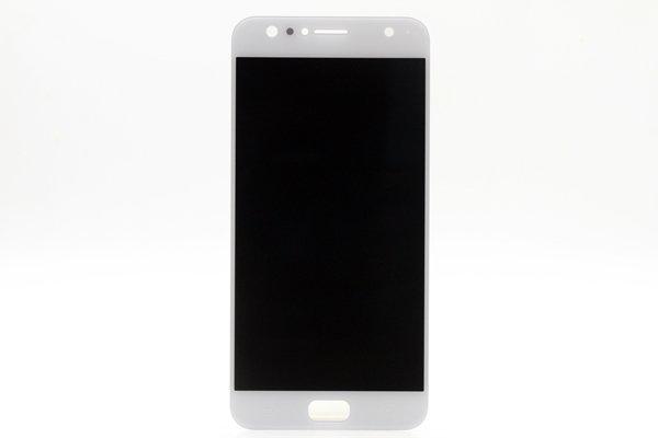 Zenfone4 Selfie(ZD553KL)フロントパネル ホワイト 交換修理 [1]