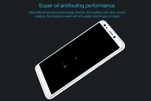 【ネコポス送料無料】Zenfone5 Lite (ZC600KL) 強化ガラスフィルム ナノコーティング 硬度9H [4]